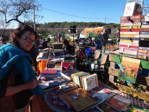 Forada market in January