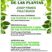 Josep Pamies visita Ibiza y Formentera