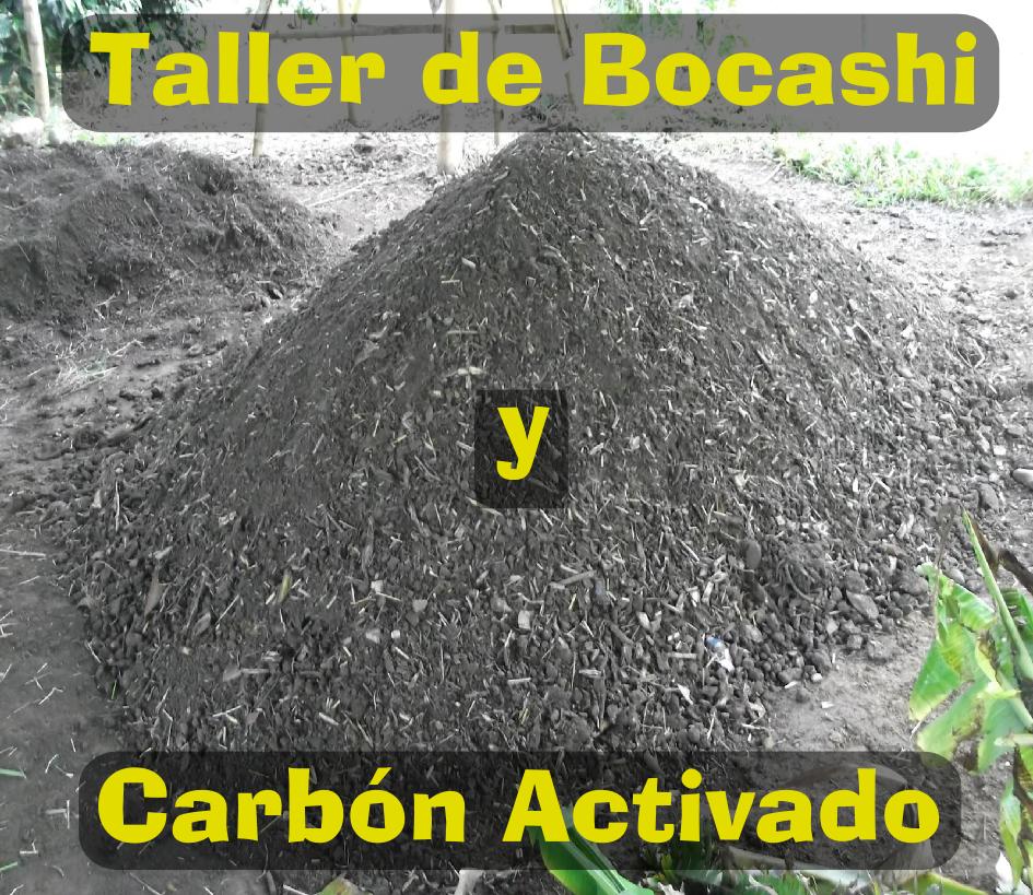 Taller de Bocashi