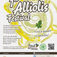 """I Alliolis Festival"" 10 de Diciembre de 2016 –"
